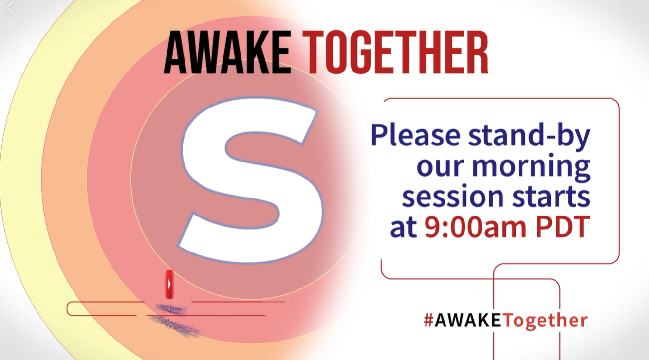 2019-09-20 Awake Together Summit