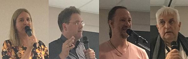 Sprekers Herfstbijeenkomst