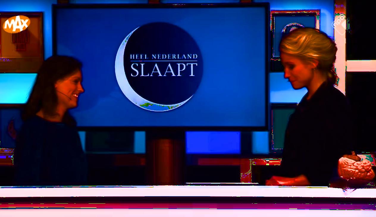 Heel Nederland Slaapt (omroep MAX)