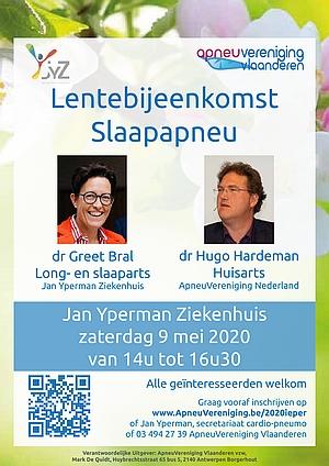 Lentebijeenkomst Jan Yperman 9 mei 2020