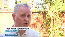 Slaapexpert Johan Verbraecken met slaapadvies bij Code Rood