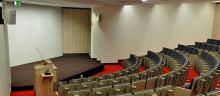 Auditorium Kinsbergen op UZAntwerpen